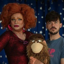 Clip Theatre's Drag Storytime for Under 5's (ages 0-5) at The Glades, Bromley