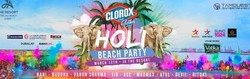Clorox Holi Beach party 2020