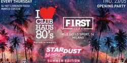 Club Haus 80s all'Ippodromo di SanSiro | Ingresso Gratuito - Trio