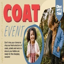 Coat Event at Once Upon A Child 6 Columbus Stores