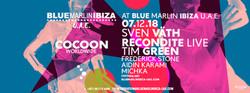 Cocoon with Sven Väth, Recondite (Live) & Tim Green