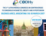 Codhy 2017- Controversies to Consensus in Diabetes, Obesity & Hypertension