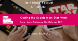Coding the Droids from Star Wars