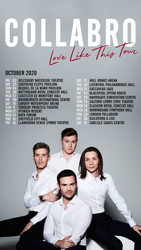 Collabro plus support: Love Like This