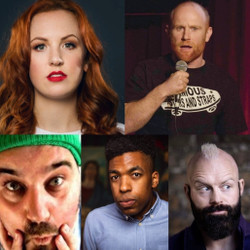 Collywobblers Comedy St Patrick's Day Live Virtual Party : Catherine Bohart, Rory O'Hanlon & guests