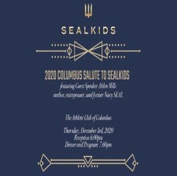 Columbus Salute To Sealkids- With Keynote Speaker Alden Mills