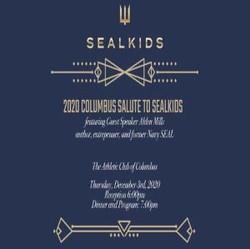 Columbus Salute To Sealkids- With Keynote Speaker Alden Mills