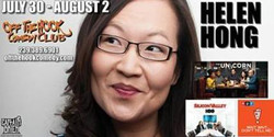 Comedian Helen Hong Live in Naples, Fl at Off the hook comedy club