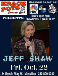 Comedian Jeff Shaw