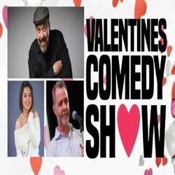 Comedian Jim McCue Valentines Comedy Show