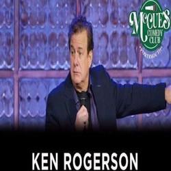Comedian Ken Rogerson