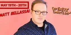 Comedian Matt Bellasai Live In Naples, Fl Off the hook comedy club