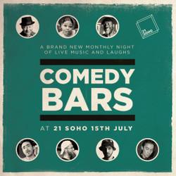 Comedy Bars