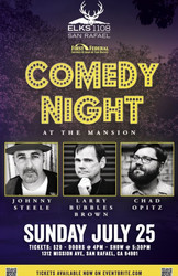 Comedy at the Mansion