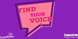 Community Workout: Find Your Voice