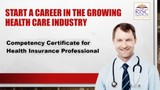 Competency Certificate for Health Insurance Representatives