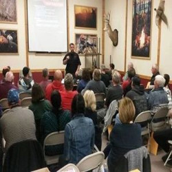 Concealed Carry Class at Sportsmans Warehouse Gillette, Wy