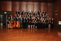 Concert Rio Americano High School bands