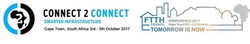 "Connect to Connect Summit 3rd to 5th October 2017 ""Smarter Infrastructure"""