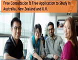 Consultation and Free Application Fee to Study in Australia