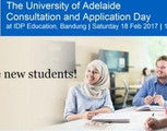 Consultation and Free Application to Study at the University of Adelaide