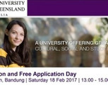 Consultation and Free Application to Study at the University of Queensland