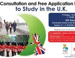 Consultation and Free Application to Study in the U.k.
