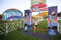 Cool Sommer Mornings Triathlon & 5k Series #4- Never Forget