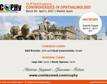 Cophy 2017- Controversies in Ophthalmology