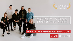 Corey Voss + Madison Street Worship Live