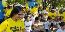 Corrida e Exposição Federal Kids - Etapa Volta Redonda
