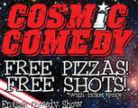 Cosmic Comedy Berlin // Open Mic : Free Pizza & Shots