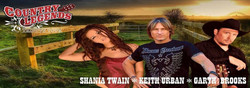 Country Legends Tribute Concert
