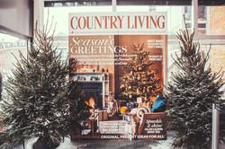 Country Living Christmas Fair Glasgow