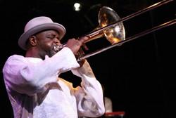 Craig Harris and Harlem Nightsongs - Guest Artist - Darius Jones - June 18, 2021 - 7 Pm - Virtual