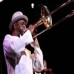 Craig Harris and Harlem Nightsongs - Guest Artist -Darius Jones - June 18, 2021 - 7 Pm