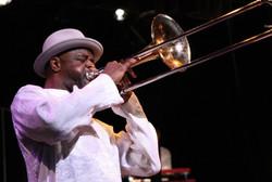 Craig Harris and Harlem Nightsongs - Guest Artist - Marty Ehrlich