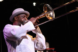 Craig Harris and Harlem Nightsongs - Guest Artist - Shanyse Strickland - July 30, 2021 - 7 Pm