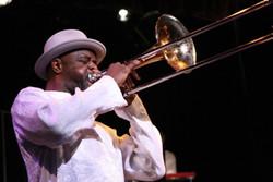 Craig Harris and Harlem Nightsongs - Guest Artist - Tk Blue - June 25, 2021 - 7 Pm - Virtual