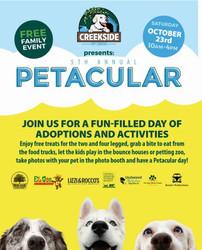 Creekside Pet Center Petacular