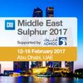 Cru's Middle East Sulphur 2017