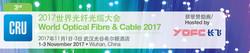 Cru's World Optical Fibre & Cable Conference 2017