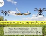 Curso Integral Piloto Drone