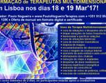 Curso de Terapia Multidimensional por 125eur em Lisboa com Paulo Nogueira
