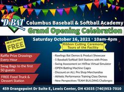 D-bat Columbus Grand Opening