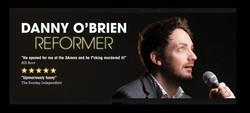 Danny O'Brien (Ireland) Comedy Special in Eindhoven