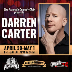 Darren Carter - Live at the Alameda Comedy Club