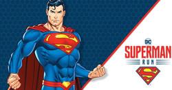 Dc Superman™ Virtual Run | July 1, 2021 - November 1, 2021