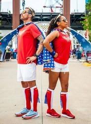Dc Wonder Woman College Run 5k - Washington State University