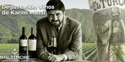 Degustacion de vinos Karim Mussi